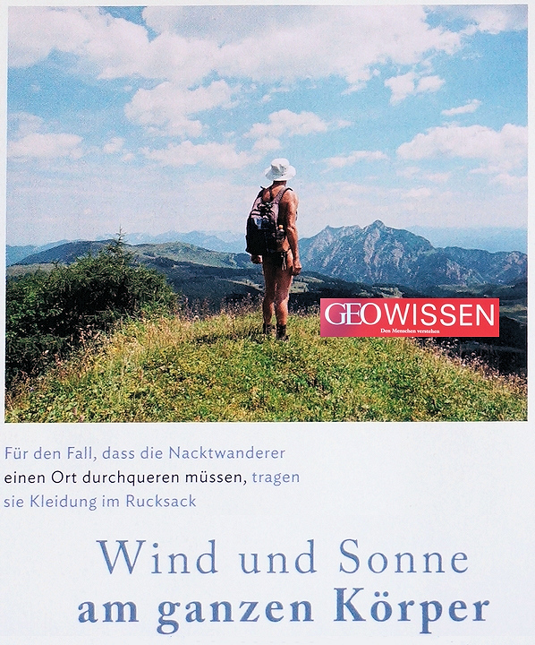 GEO WISSEN no. 61 – Wind and sun all over your entire body