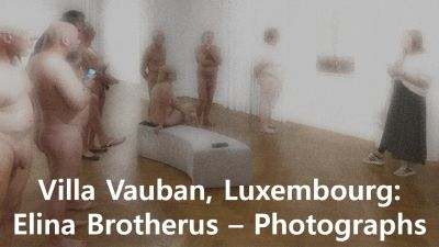 Villa Vauban Elina Brotherus Photo Story