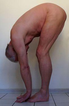 Yoga mit elke nackt Nackt Yoga